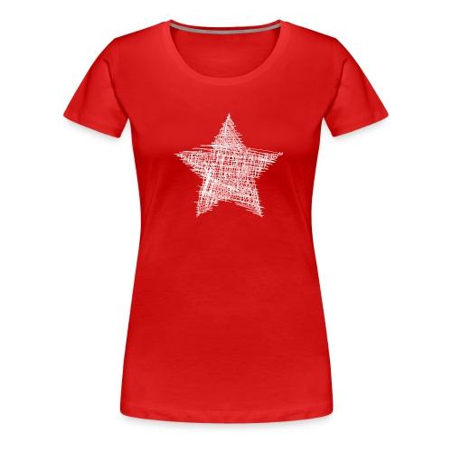 Esrtella - Camiseta premium mujer
