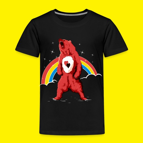 Rainbow Grizzly  - Kids' Premium T-Shirt