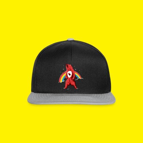 Rainbow Grizzly  - Snapback Cap