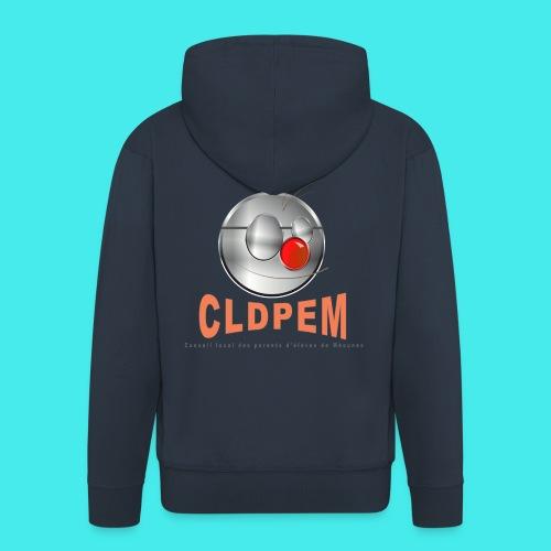 logo CLDPEM - Veste à capuche Premium Homme