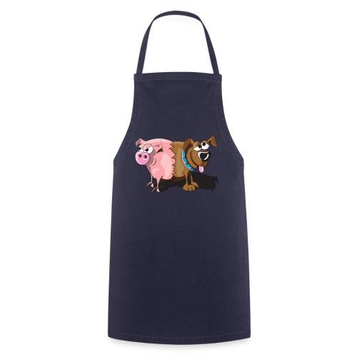 Schweinehund - Kochschürze
