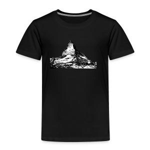 Kissen Matt - Kinder Premium T-Shirt