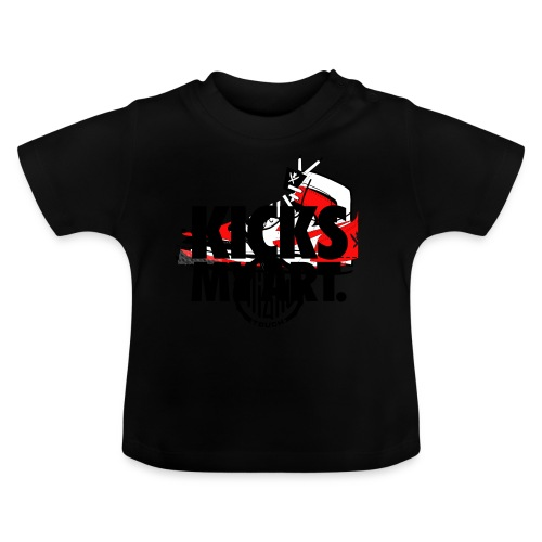 Kicks my Art AJ1 - T-shirt Bébé