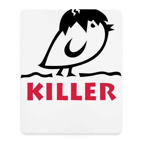 TWEETLERCOOLS - KILLER KÜKEN - Mousepad (Hochformat)