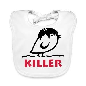 TWEETLERCOOLS - KILLER KÜKEN - Baby Bio-Lätzchen