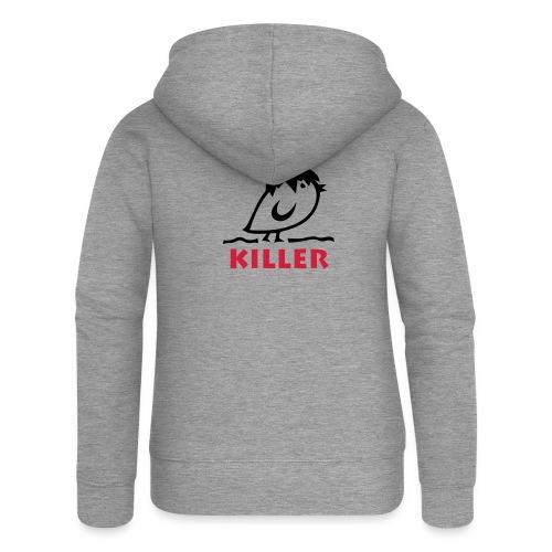 TWEETLERCOOLS - KILLER KÜKEN - Frauen Premium Kapuzenjacke