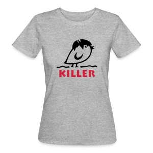 TWEETLERCOOLS - KILLER KÜKEN - Frauen Bio-T-Shirt