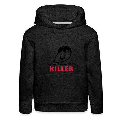 TWEETLERCOOLS - KILLER KÜKEN - Kinder Premium Hoodie