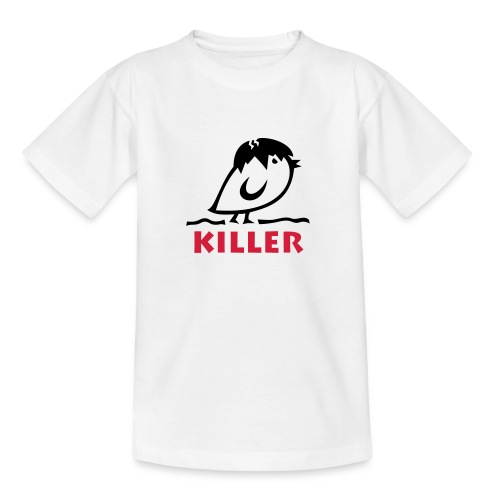 TWEETLERCOOLS - KILLER KÜKEN - Teenager T-Shirt