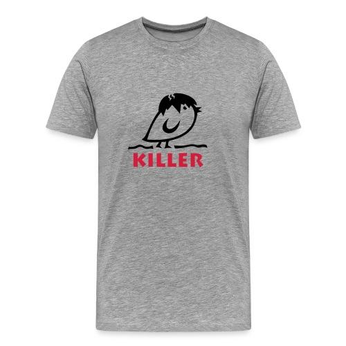 TWEETLERCOOLS - KILLER KÜKEN - Männer Premium T-Shirt