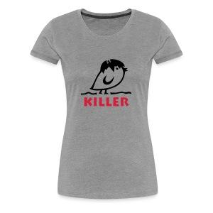 TWEETLERCOOLS - KILLER KÜKEN - Frauen Premium T-Shirt