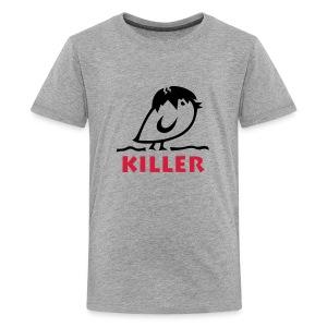 TWEETLERCOOLS - KILLER KÜKEN - Teenager Premium T-Shirt