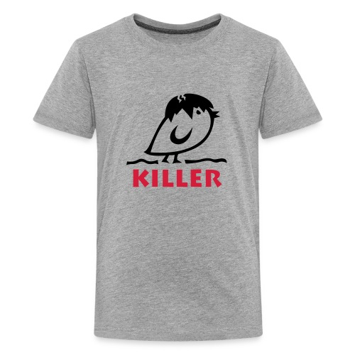 TWEETLERCOOLS - KILLER KÜKEN - Teenager Premium T-Shirt
