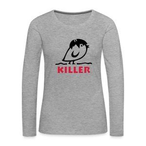 TWEETLERCOOLS - KILLER KÜKEN - Frauen Premium Langarmshirt