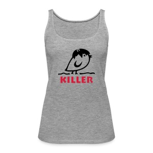 TWEETLERCOOLS - KILLER KÜKEN - Frauen Premium Tank Top