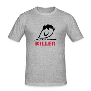 TWEETLERCOOLS - KILLER KÜKEN - Männer Slim Fit T-Shirt