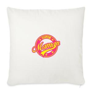 super maman vintage cercle rond logo 180