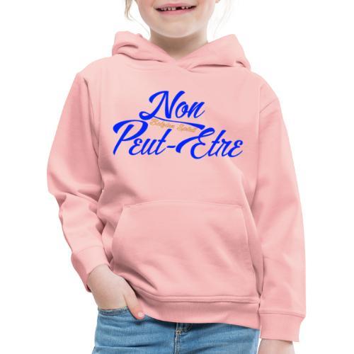 Pull à capuche Premium Enfant