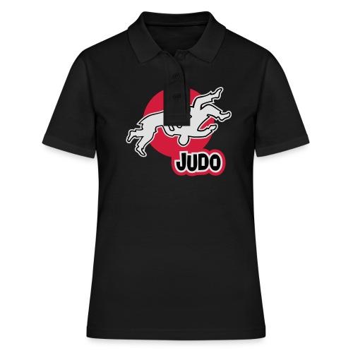 Schulterwurf Direktdruck - Frauen Polo Shirt