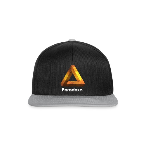 Paradoxe. (Or) - Sweat-shirt Homme - Casquette snapback