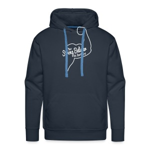 The Strong Believer is Better - Men's Premium Hoodie