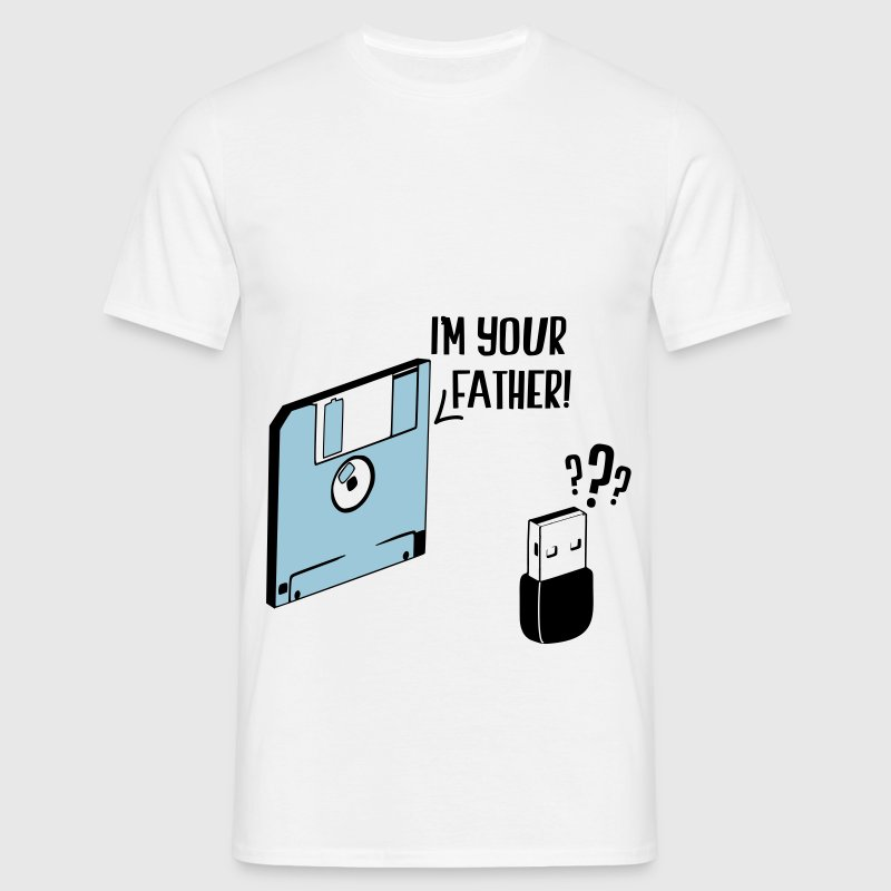 I'm your father - T-shirt Homme
