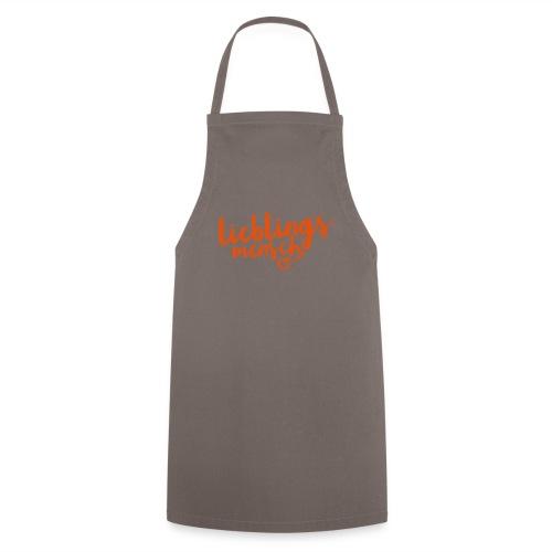 Lieblingsmensch | Motiv - Kochschürze