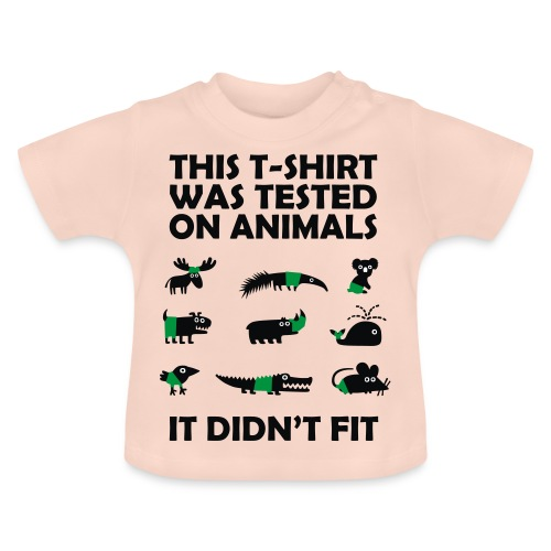 Tested on Animals - Didn't Fit