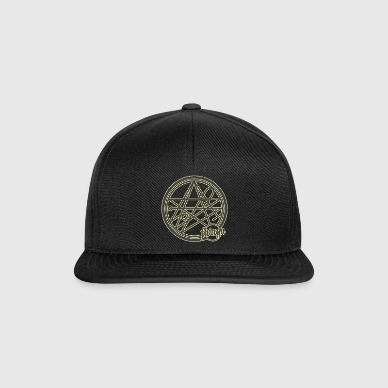 H.P. Lovecraft: Necronomicom Caps & Hats - Snapback Cap