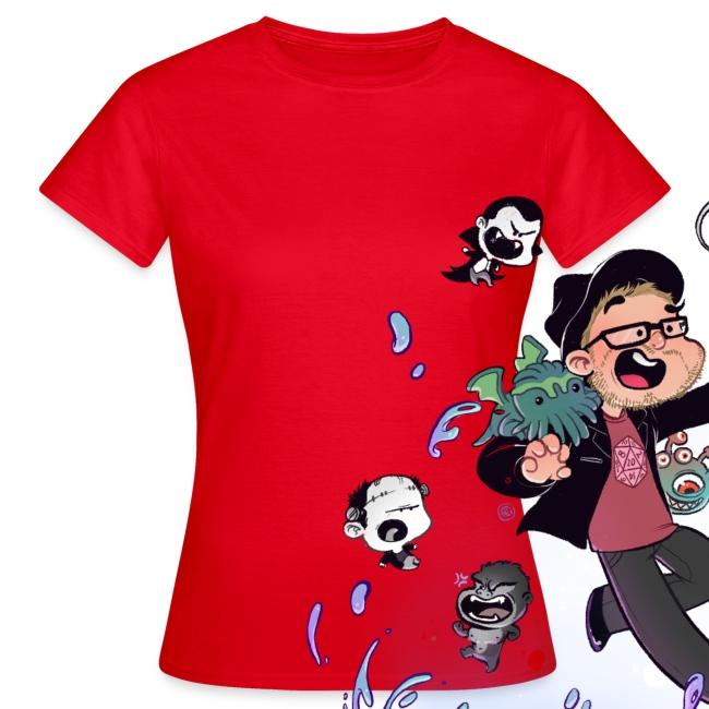 NEW GILLUSZG t-shirt femme