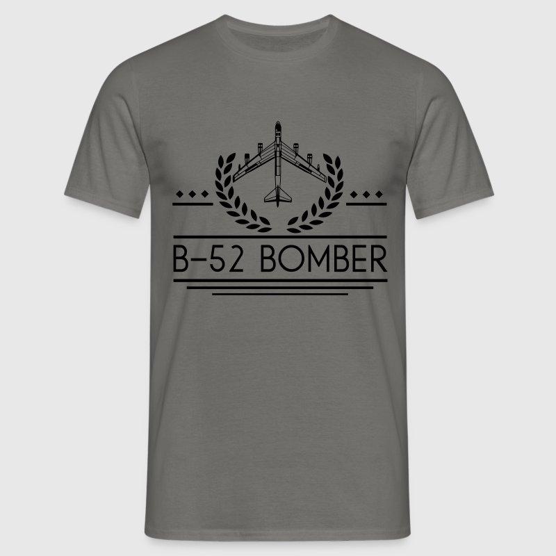 b52 bomber Tee shirts - T-shirt Homme