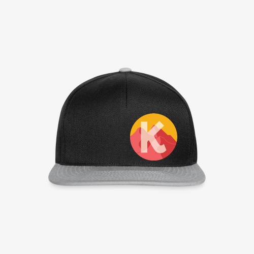 Over The KASHA Mountains - Snapback Cap