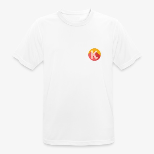 Over The KASHA Mountains - Men's Breathable T-Shirt