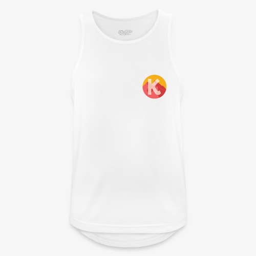 Over The KASHA Mountains - Men's Breathable Tank Top