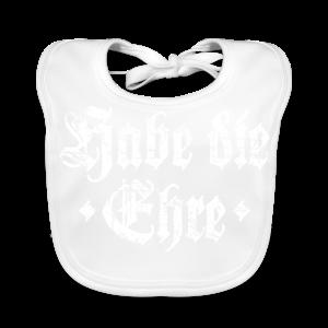 Habe die Ehre Vintage Weiß