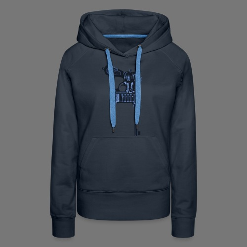 Concealed Intentions - Vrouwen Premium hoodie