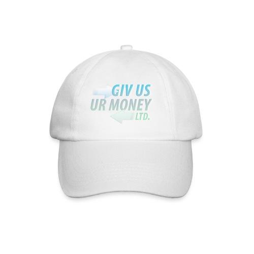 GivUsUrMoney Ltd. Official Shirt - Mens - Baseball Cap