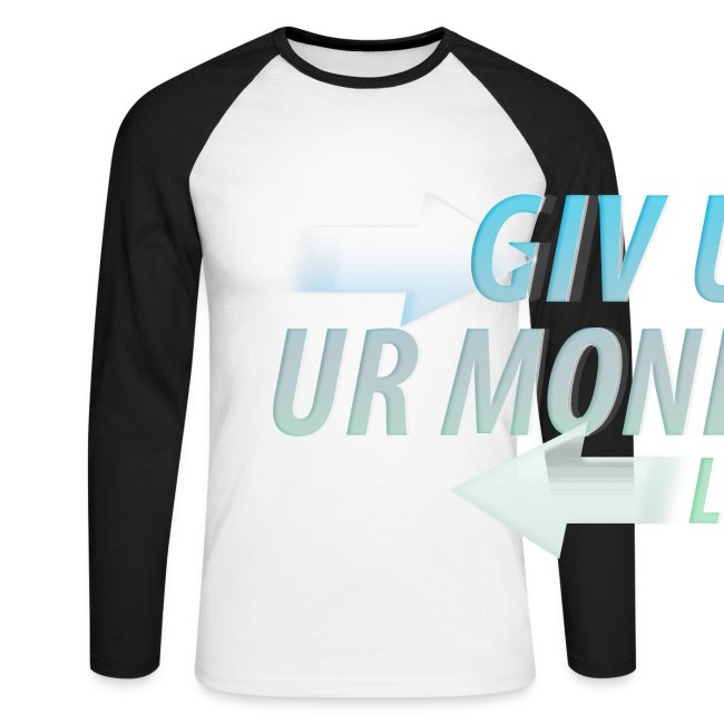 GivUsUrMoney Ltd. Official Shirt - Mens