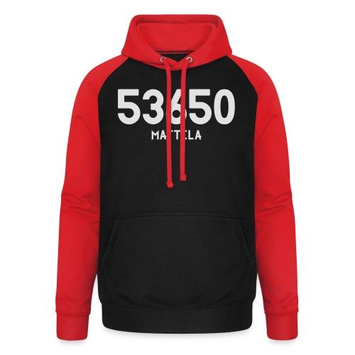 53650 MATTILA - Unisex baseball-huppari