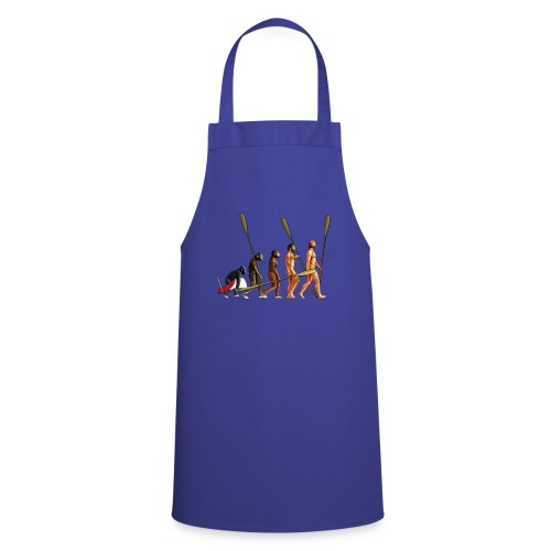 Evolution of The Rower - Cooking Apron