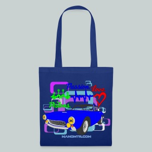 pistons passion love F250Lusso - Tote Bag