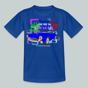 pistons passion love F250Lusso - Kids' T-Shirt