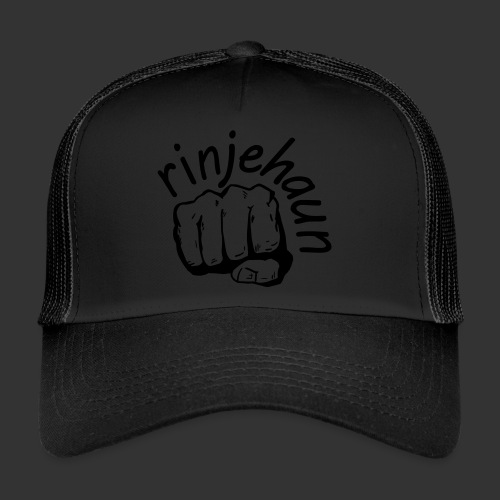 rinjehaun - Trucker Cap