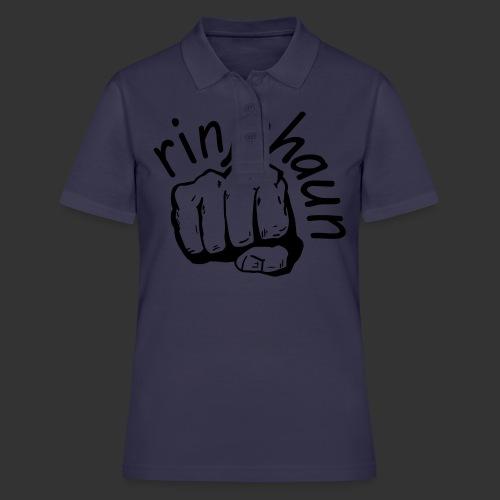 rinjehaun - Frauen Polo Shirt