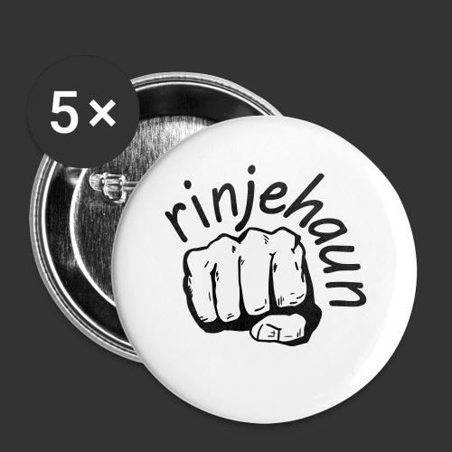 rinjehaun - Buttons klein 25 mm