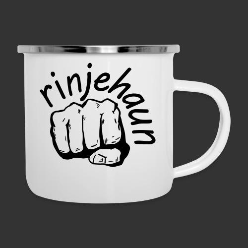 rinjehaun - Emaille-Tasse