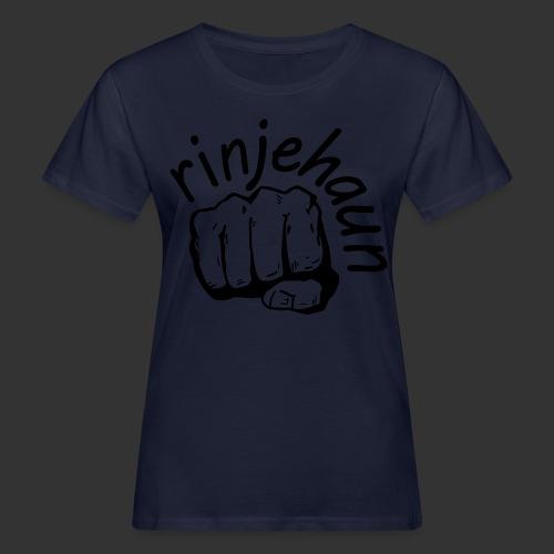 rinjehaun - Frauen Bio-T-Shirt
