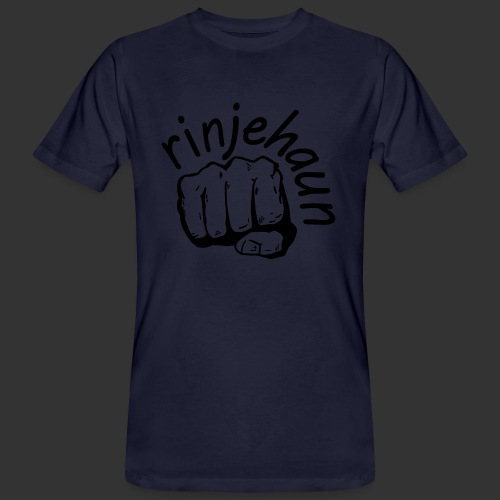 rinjehaun - Männer Bio-T-Shirt