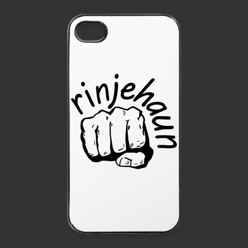 rinjehaun - iPhone 4/4s Hard Case