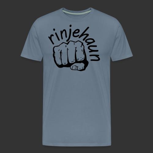 rinjehaun - Männer Premium T-Shirt